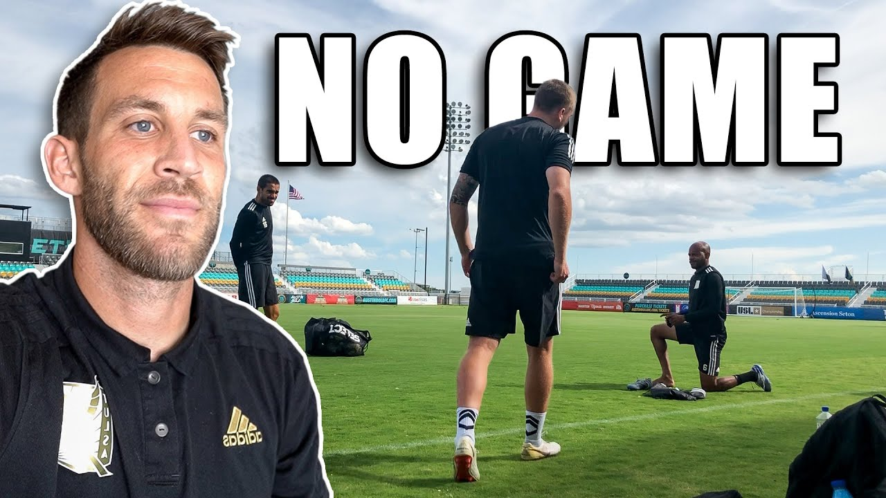 Our Game was Rescheduled... | Why We Didn't Play Last Weekend