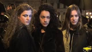 Fashion Week Paris 2018 2019 EXIT VUITTON