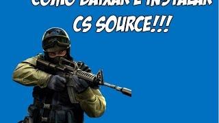 Como Baixar e instalar Counter Strike Source+Jogar online