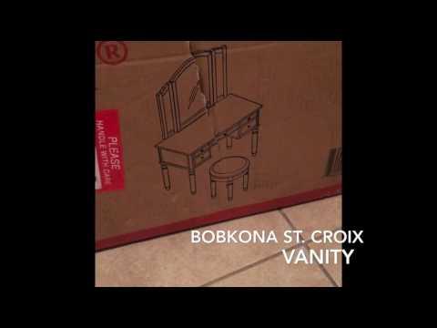 Bobkona St. CROIX Vanity set