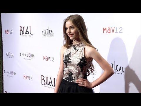 Jade Weber 'BILAL: A New Breed of Hero' Los Angeles Premiere