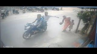 சென்னையில் அதிகரிக்கும் 'செயின் பறிப்பு'..!
