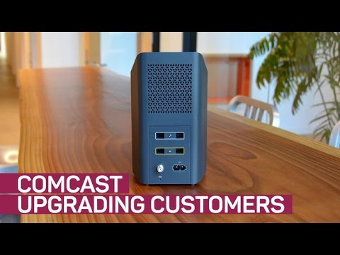 Comcast announces all-in-one home Wi-Fi service, hardware at CES 2017