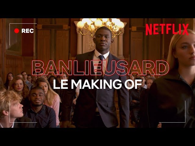 Concours d'éloquence de BANLIEUSARDS I Making-of I Netflix France