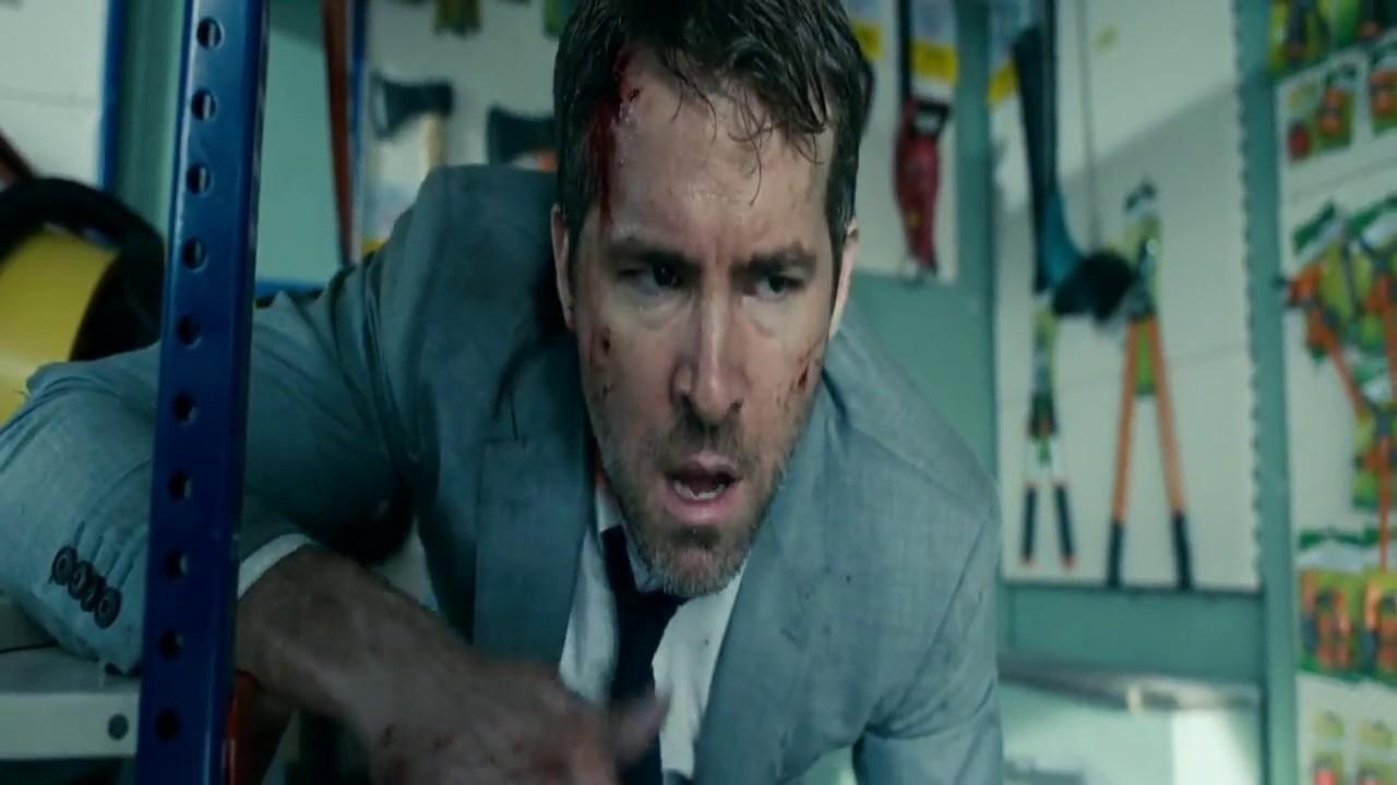KITCHEN FIGHT SCENE - The Hitman\'s Bodyguard Scenes - YouTube