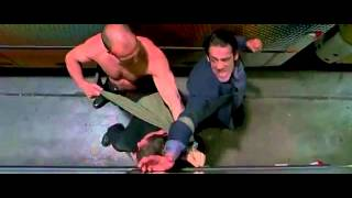 Transporter fight scenes -Jason Statham