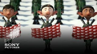 ARTHUR CHRISTMAS - New Trailer - In Theaters 11/23!