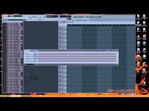 Урок 1. Музыкальное вступление для видео в FL Studio