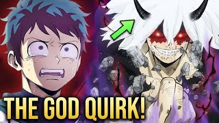 Deku's Worst FEAR - Shigaraki EVOLVED Into A Demon & STRONGEST Quirk in My Hero Academia REVEALED