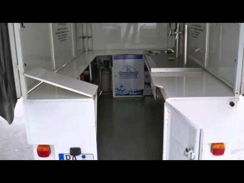Kasberger - Getränke & Hygiene - Unser Ausschankwagen