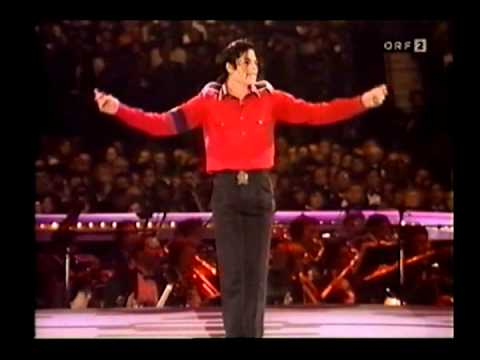 Michael Jackson    Heal The World Live At 1992 Bill Clinton's Inaugural Gala