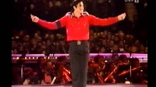 Gambar cover Michael Jackson -  Heal The World [Live At 1992 Bill Clinton's Inaugural Gala]