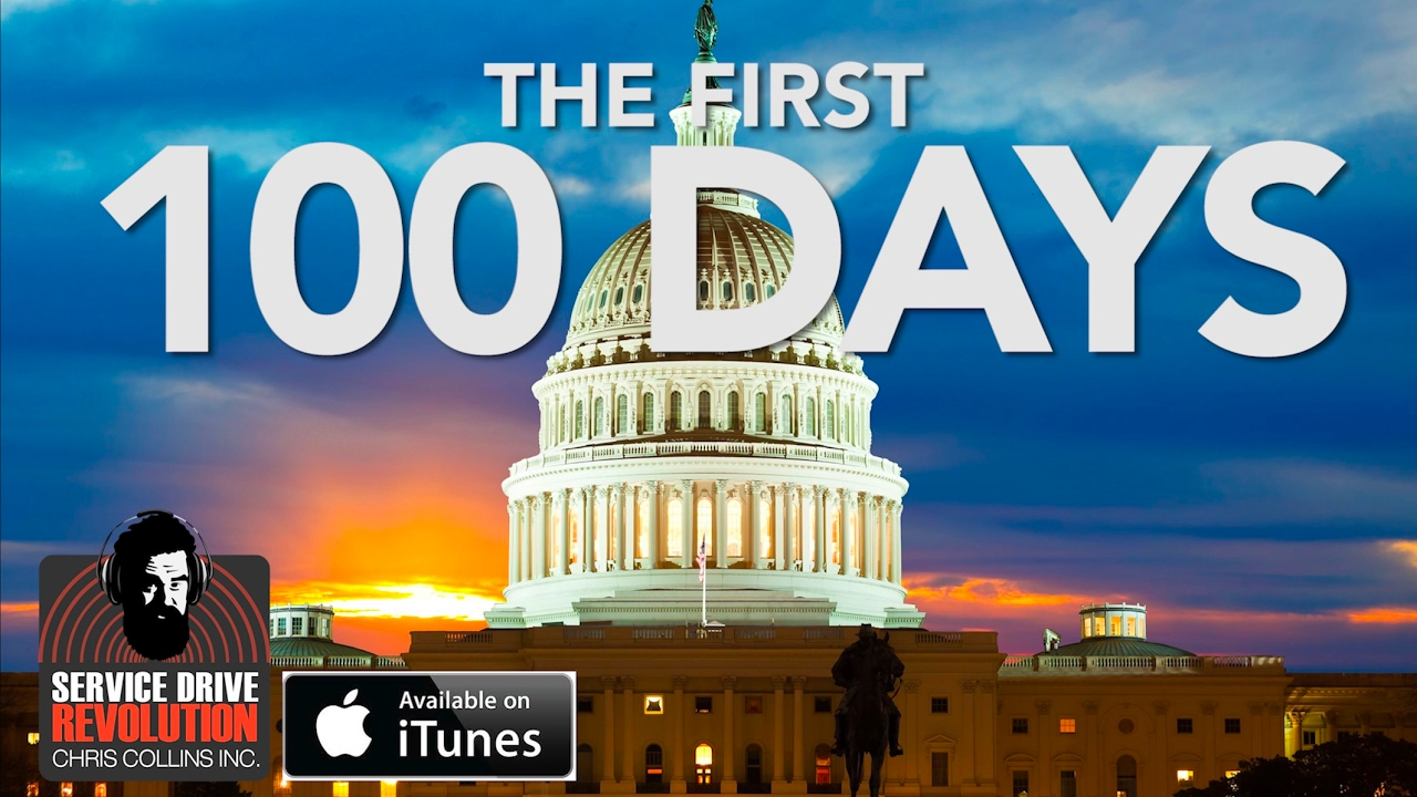 first 100 days The first 100 days of employment within any business represents a golden opportunity to make a positive impact, cement your place in the organization and build a platform for ongoing success.