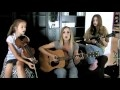 Southern Cross ~ three girl cover