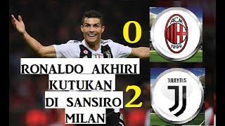 Hightlight AC Milan vs Juventus 0 - 2 , 12/11/2018
