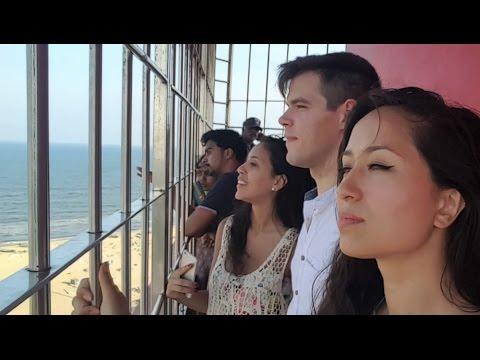 With Matt Damon in India! haha... Our trip to Chennai - Drake, One Dance