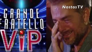 GF VIP: DANIELE BOSSARI ABBANDONA LA CASA PER GRAVI MOTIVI