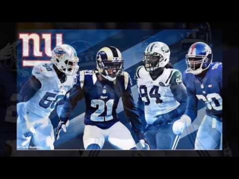 "Giants Defense 2016 Complete Highlights || ""Worst to First"""