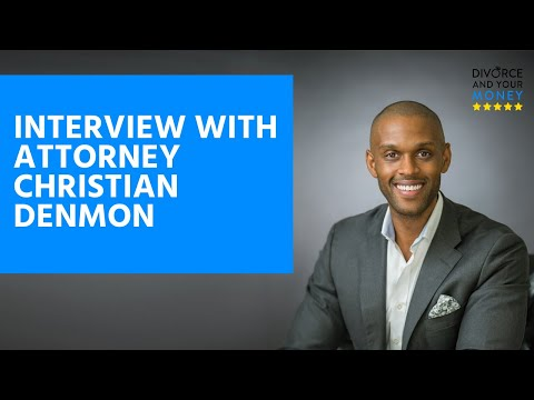 0195: Shawn Leamon Interview with Attorney Christian Denmon, Florida Family Law Attorney