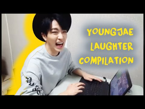 [GOT7] Youngjae Laugh Compilation   Laughter Compilation