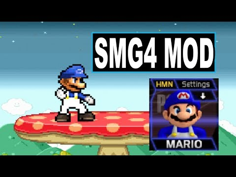 SUPER SMASH BROS. CRUSADE SMG4 MOD!!!
