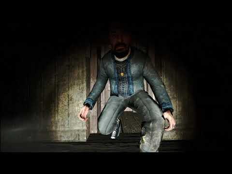 Garry's Mod - Horror Map Runaway: 911