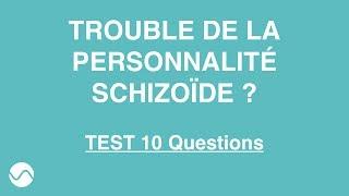 TROUBLE DE LA PERSONNALITÉ SCHIZOÏDE #SOLITUDE SOCIALE