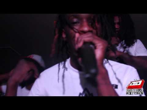 "Young Thug Performs ""Stoner"" at Harlem Nights ATL [Mixtape Kitchen Exclusive]"