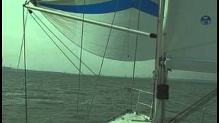 Trimming your sails   Part 4 the spinnaker http://www.onthehelm.com