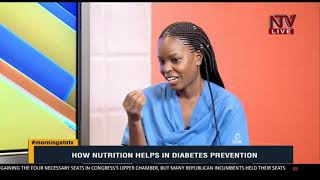 How nutrition helps in diabetes prevention | MORNING AT NTV