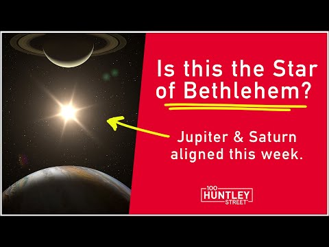 """Rare """"Christmas Star"""" appeared this week. Was it the star of Bethlehem?"""