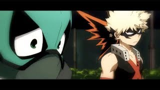 Deku vs Bakugo [AMV] NAV - Tap ft. Meek Mill