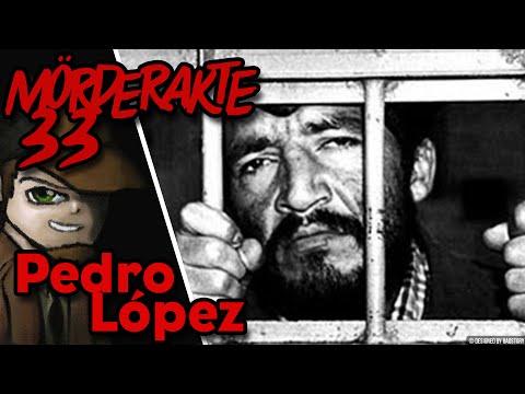Mörderakte: 33 Pedro López  Mystery Detektiv
