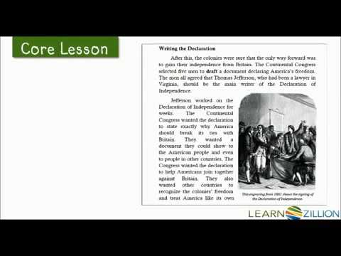 Identify text features in nonfiction  Lesson 3 of 7 Common Core Standard RI 3 5 1