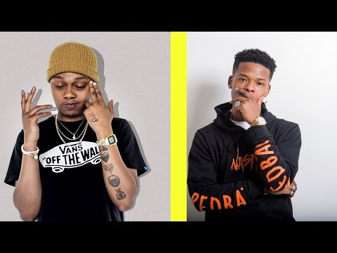 A-reece vs Nasty C Freestyle Battle