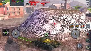 [ 60fps ] World of Tanks Blitz Type62