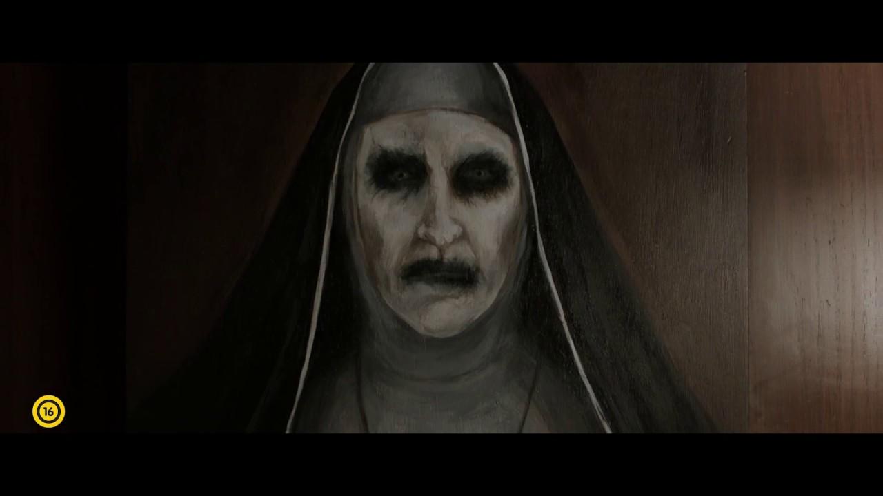 Az Apaca The Nun Magyar Szinkronos Elozetes 16 Youtube