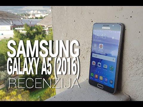 Samsung Galaxy A5 2016 Recenzija
