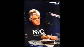 Does Mike Francesa Have a Hairy Grundle?