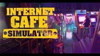Internet Cafe Simulator - Otwieramy kafejke