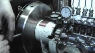 Pompes en ligne pour injection Diesel