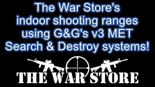The War Store G&G MET Search & Destroy Systems