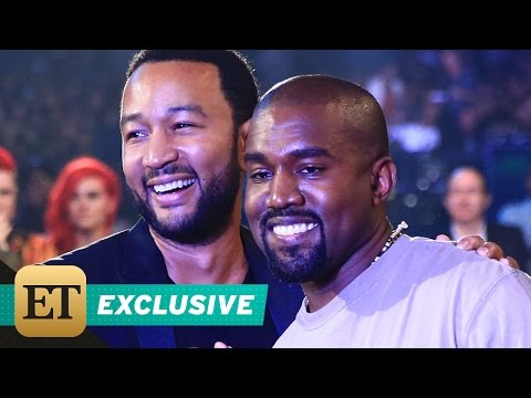 EXCLUSIVE: John Legend Says Kanye West Has 'Been Through a Lot Lately'