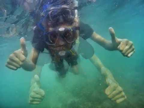 Pantai Nglambor, Wonosari - Surga Snorkling di Yogyakarta