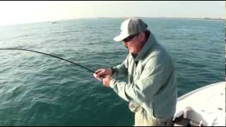 Fly Fishing in Stuart Florida with Captain Quintin Hall - TKF Charters