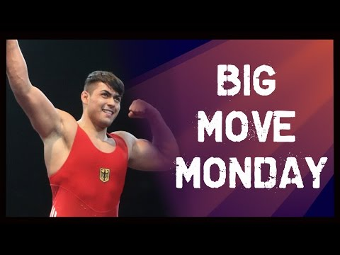 Big Move Monday -- Etka SEVER (GER) -- 2016 U23 European Championships