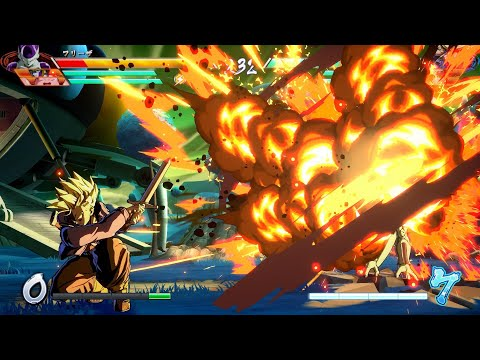 DRAGON BALL FighterZ Closed Beta! FIRST IMPRESSIONS & GAMEPLAY!