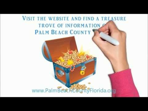 Palm Beach County Florida. The website.