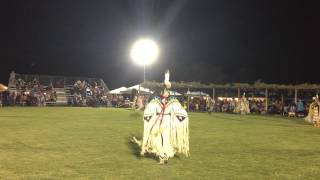 Women's Northern Traditional - Round dance - Black Bear - Pala Pow Wow 2015