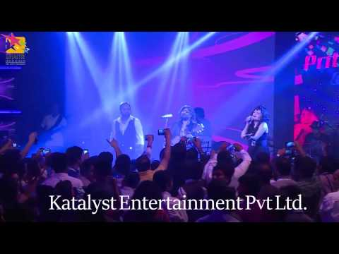 Pritam | Soham Chakraborty & Aditi Singh Sharma | Live Performance | Delhi